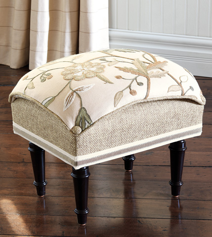 Eastern Accents - Gallagher Pillow Top Stool - OTD-277