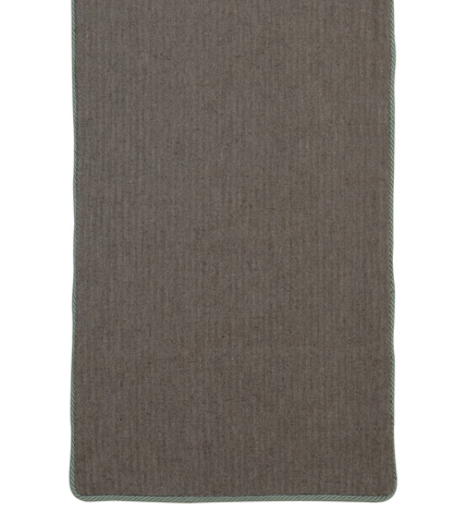 Eastern Accents - Flint Charcoal Ends Runner - TLA-297