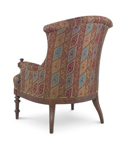 EJ Victor - Berber Kammlah Ansel Chair - 4023-27