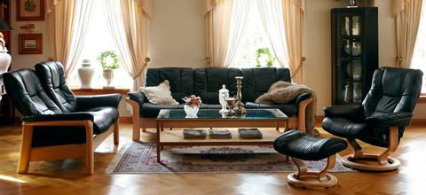 Ekornes - Stressless Buckingham Sofa - 1079030