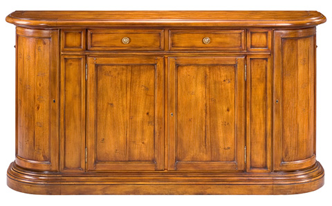 Encore - Sideboard with Walnut Finish - 55-53