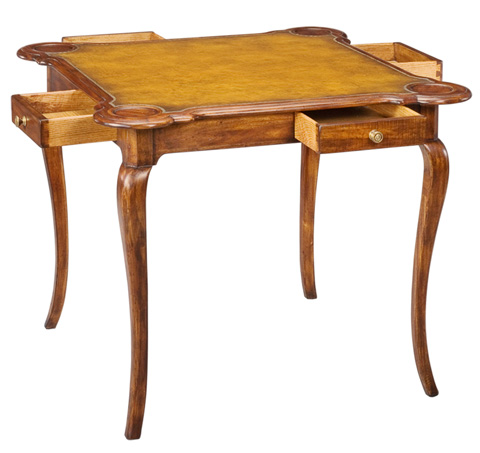 Encore - Occasional Game Table - 75-3