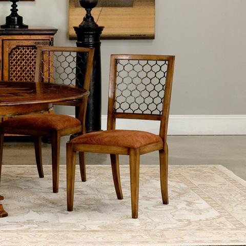 Encore - Ribbon Side Chair - 60-146
