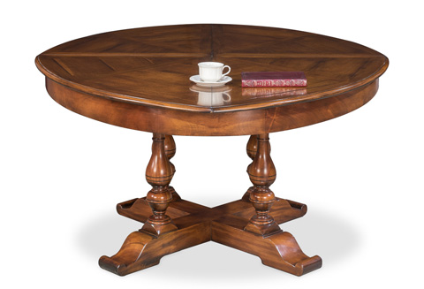 Encore - Oval Jupe Dining Table - 78-118
