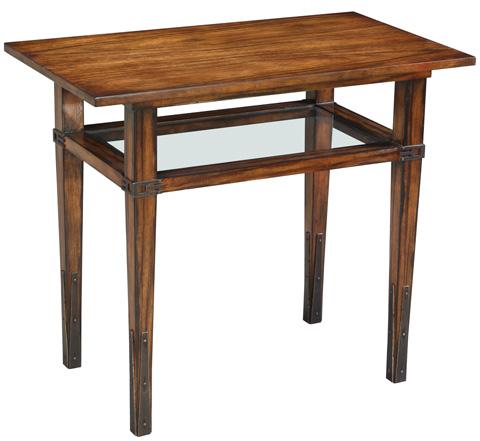 Encore - Taper Rectangular Side Table - 72-197