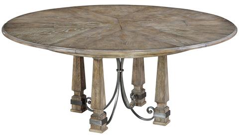 Encore - Hacienda Jupe Dining Table - 78-134