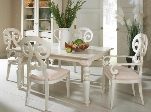 Fine Furniture Design - High-low Dining Table - 1051-814