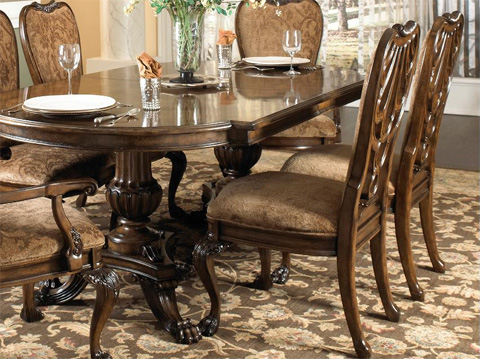 Fine Furniture Design - Ball and Claw Side Chair - 1150-820
