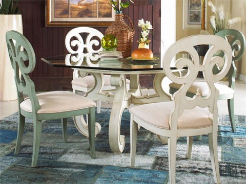 Fine Furniture Design - Side Chair - 1053-820