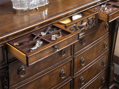 Fine Furniture Design - Dressing Chest - 1150-146