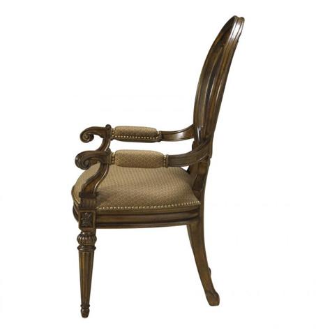 Fine Furniture Design - Oval Back Arm Chair - 1150-825