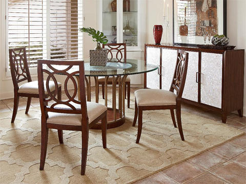 Fine Furniture Design - Wood Dining Side Chair - 1360-820
