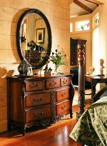 Fine Furniture Design & Marketing - Riesling Double Dresser - 320-142