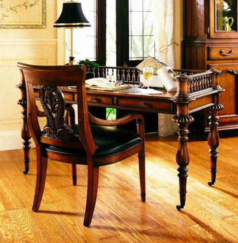 Fine Furniture Design - Wine Taster's Desk Chair - 320-927