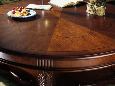 Image of Rachel's Round Cocktail Table