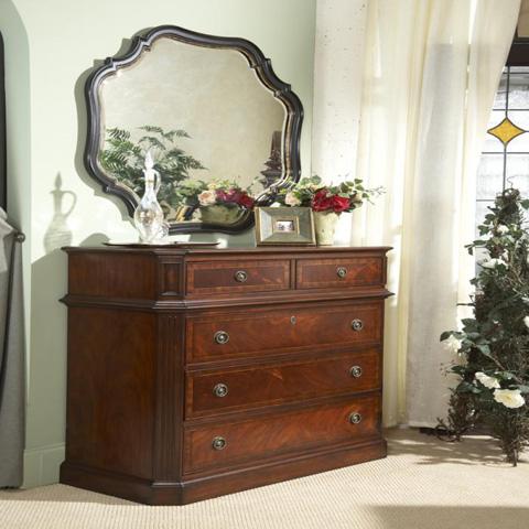 Fine Furniture Design - Four Drawer Chest - 920-131