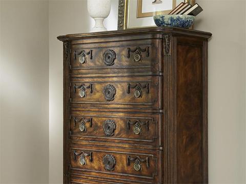 Fine Furniture Design - Five Drawer Chest - 1340-110