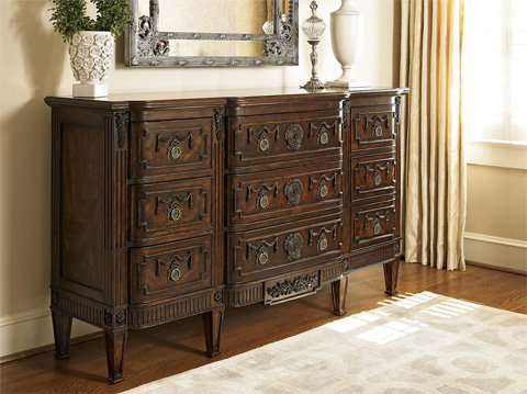 Image of Triple Dresser