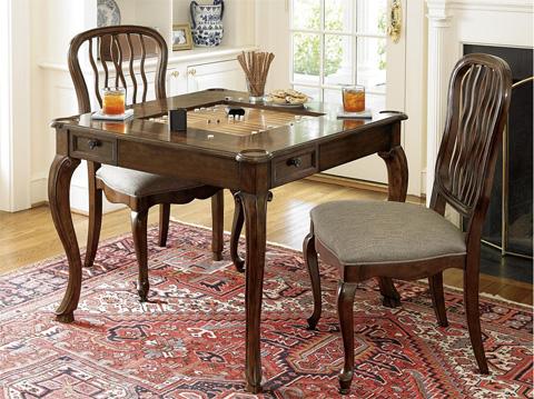 Fine Furniture Design - Game Table - 1344-913