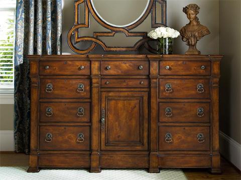 Fine Furniture Design & Marketing - Biltmore Bedroom Set - 1345BEDROOM
