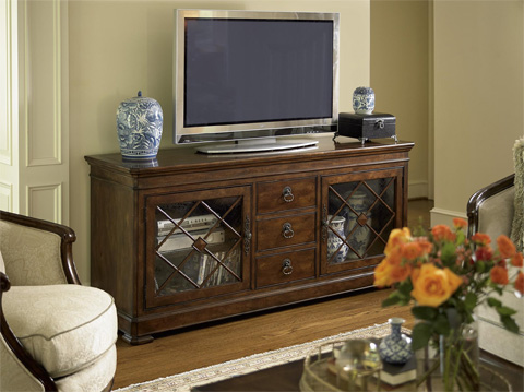 Fine Furniture Design - Media Cabinet - 1345-435