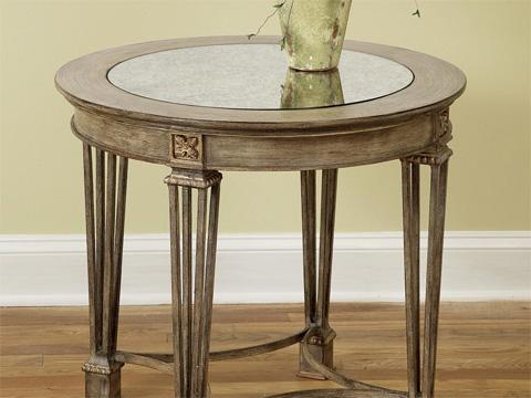 Fine Furniture Design & Marketing - Round End Table - 1349-982