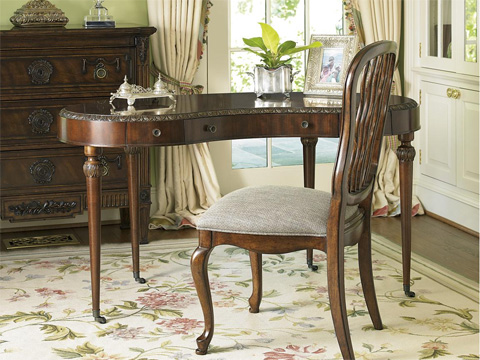 Fine Furniture Design & Marketing - Kidney Desk - 1350-928