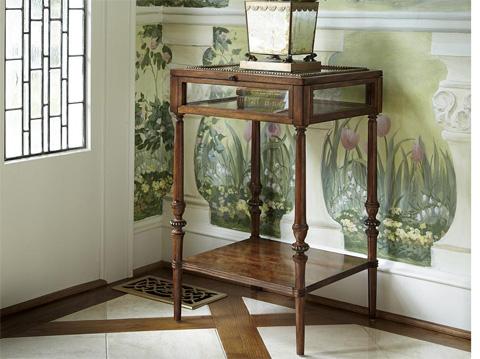 Fine Furniture Design - Curio Box on Stand - 1354-962