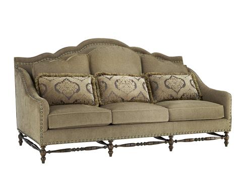 Fine Furniture Design - Upholstered Sofa - 3901-01DC-1344-V19BF