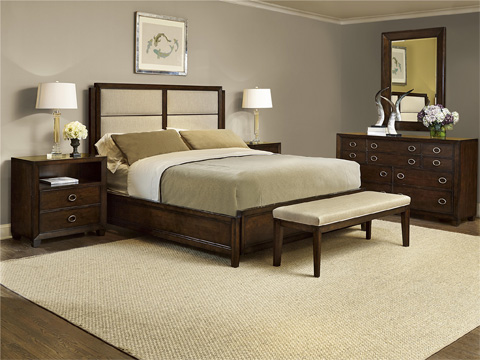 Fine Furniture Design & Marketing - Coronado Bed Bench - 1520-500