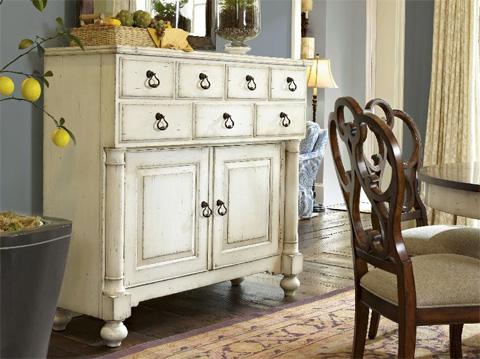 Fine Furniture Design - Dining Chest - 1371-854
