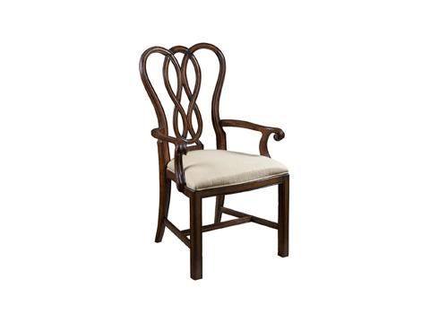 Fine Furniture Design - New Bedford Ladies' Desk Chair - 1020-927