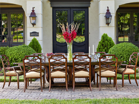Fine Furniture Design & Marketing - Iconic Dining Side Chair - 1427-820