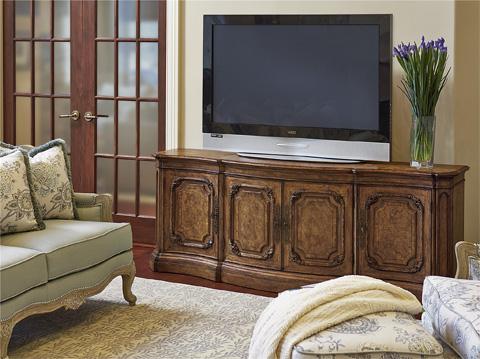 Fine Furniture Design & Marketing - Transatlantic TV Credenza - 1450-937