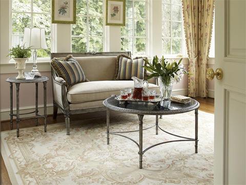 Fine Furniture Design & Marketing - Settee - 3906-02