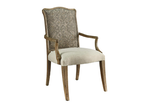Fine Furniture Design & Marketing - Bromley Arm Chair - 1570-821