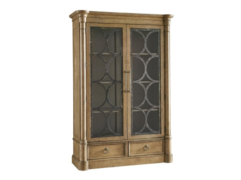 Fine Furniture Design - Ludlow Display Cabinet - 1570-830