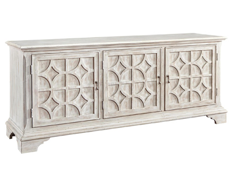 Fine Furniture Design - Bruton Entertainment Console - 1572-435