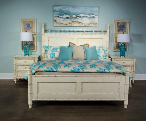 Image of Summer Home Collection Queen Bedroom Set