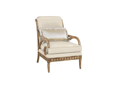 Fine Furniture Design & Marketing Upholstery - Chair - 3304-03