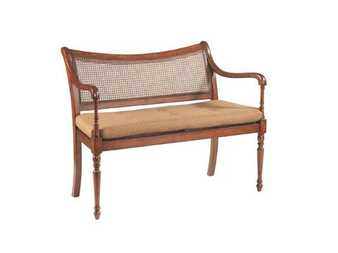 Fine Furniture Design Upholstery - Settee - 5018-02