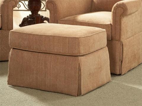 Fine Furniture Design & Marketing Upholstery - Ottoman - 5027-04