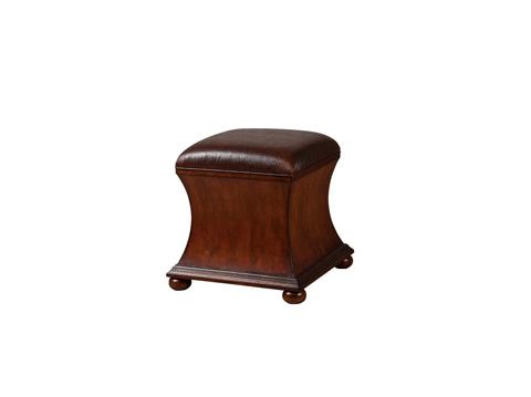 Fine Furniture Design & Marketing Upholstery - Ottoman - 3105-04