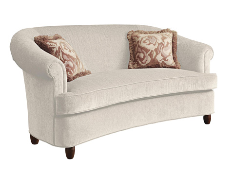 Fine Furniture Design Upholstery - Small Sofa - 6002-02