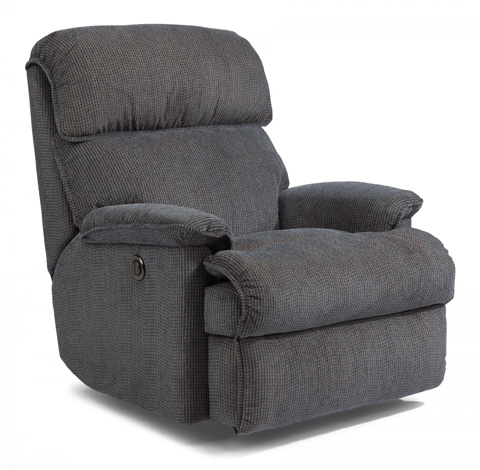 Flexsteel - Fabric Power Recliner - 2214-500M