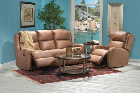 Flexsteel - Reclining Sofa - 4892-62