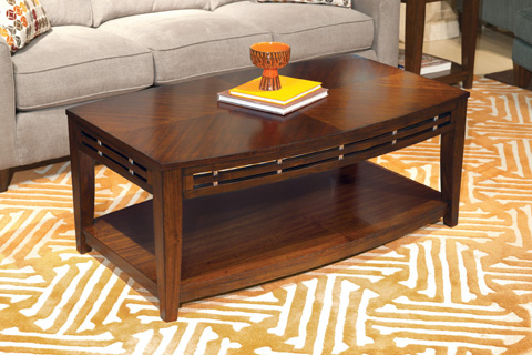Flexsteel - Rectangular Coffee Table - W1409-0311