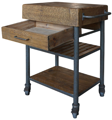 Four Hands - Bradshaw Counter Table - CIMP-6W