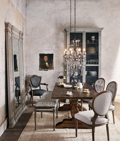 Four Hands - Durham Dining Table - CIMP-F22-BO
