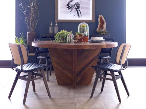 Four Hands - Sloan Dining Chair - CIRD-83G4E1-A5M3